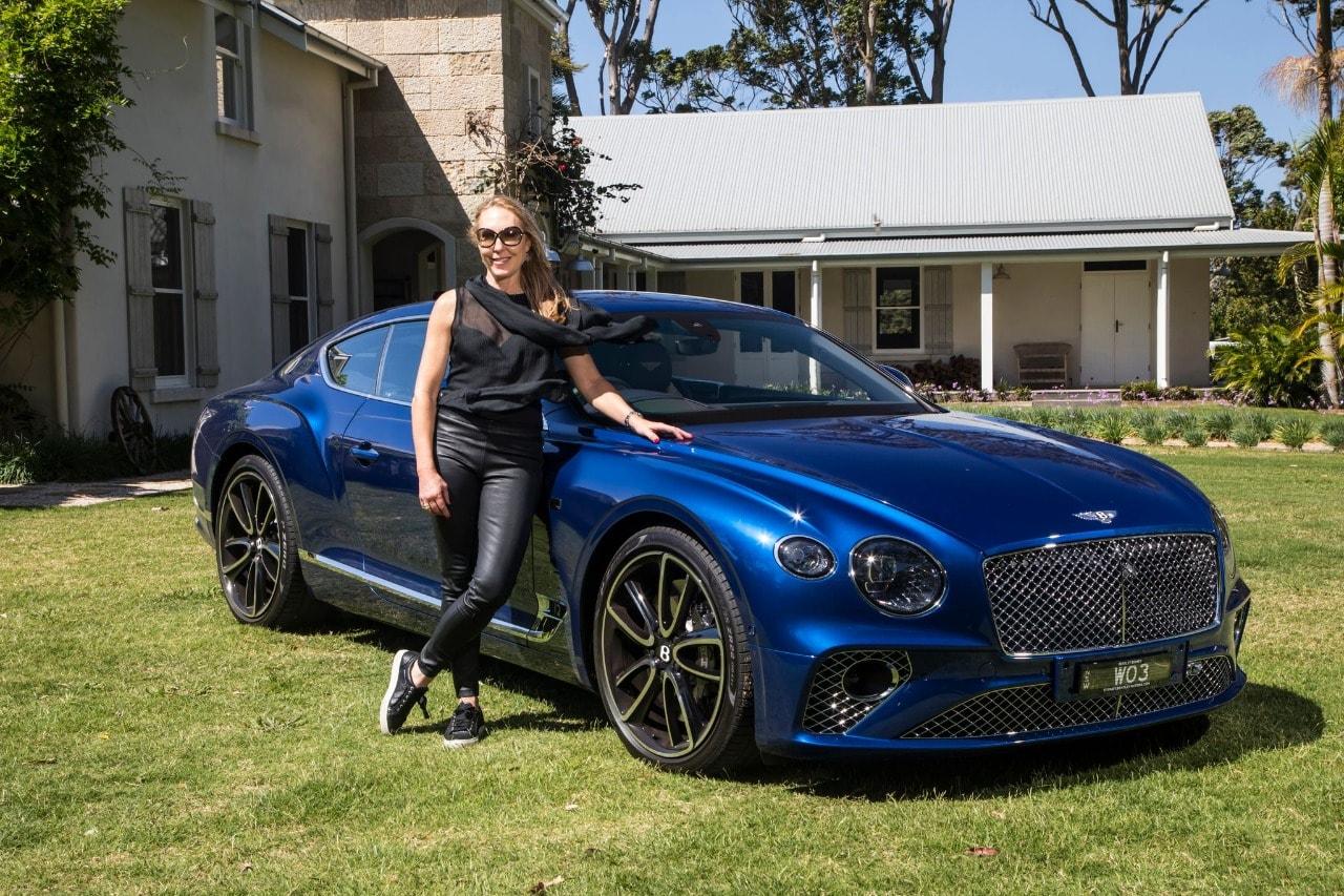 luxury car women