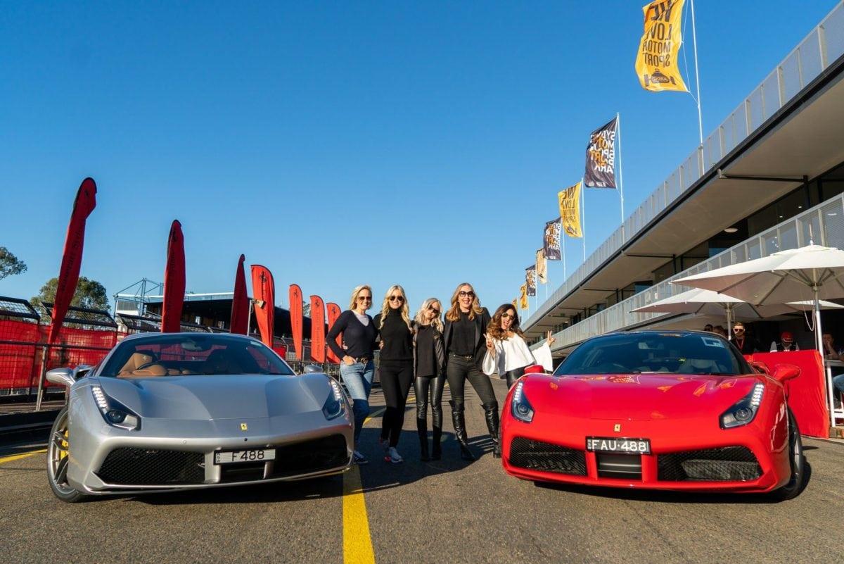 luxury car event